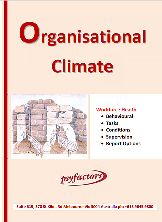 Click to view Organisational Climate Surveys
