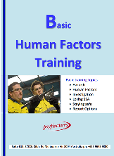 Click to view Human Factors Online Training